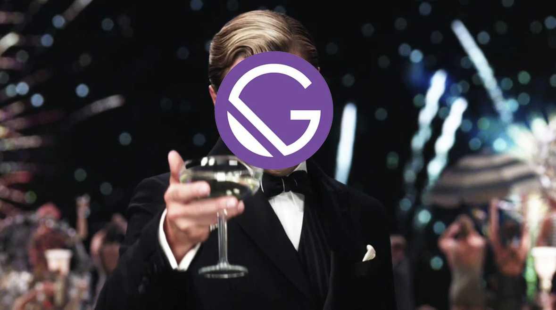 Gatsby.js