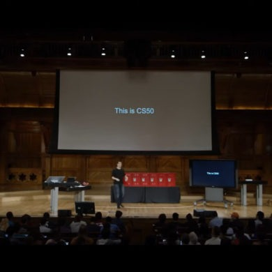 Wykład Harvard CS50