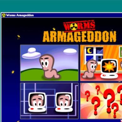 pulpit Windows XP Worms