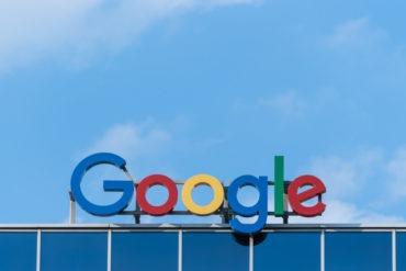 Logo Google Wrocław