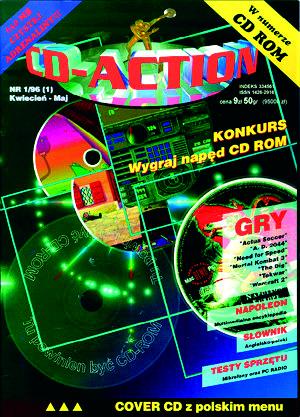 Pierwszy numer CD-Action