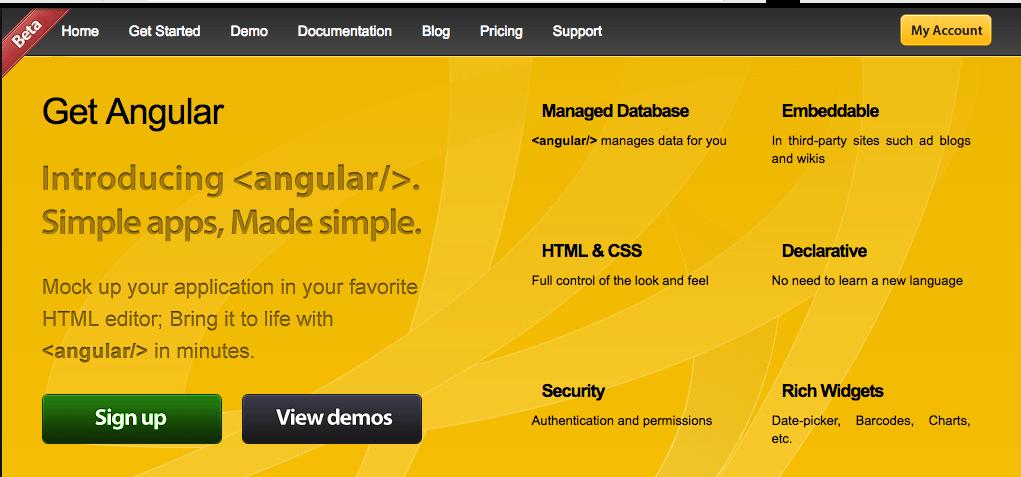 początki angular