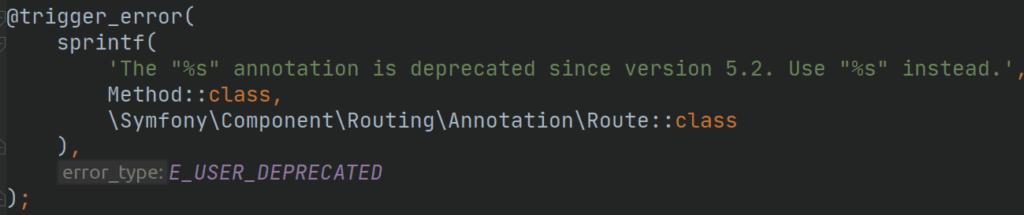 zintegrowane środowisko programistyczne IDE - deprecated - czysty kod - krok 2