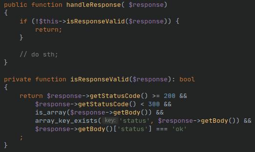 jakość kodu - powtórzony kod