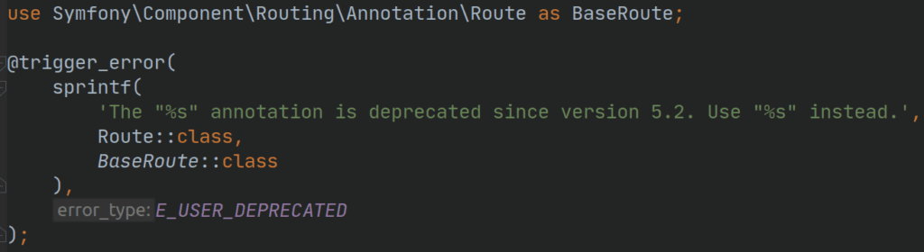 zintegrowane środowisko programistyczne IDE - deprecated - czysty kod - krok 3