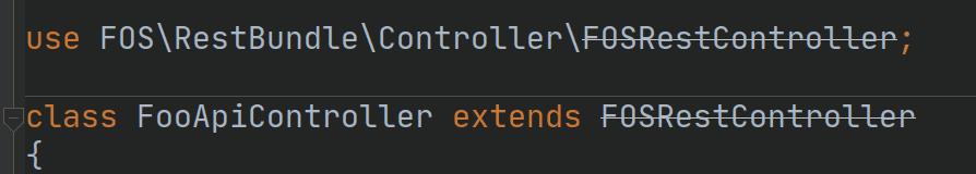 zintegrowane środowisko programistyczne IDE - deprecated - czysty kod - krok 8