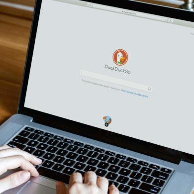 DuckDuckGo prywatność w sieci