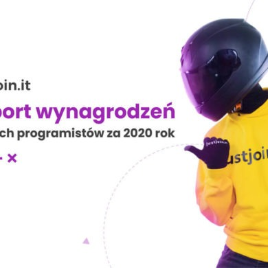 raport wynagrodzen programistów 2020