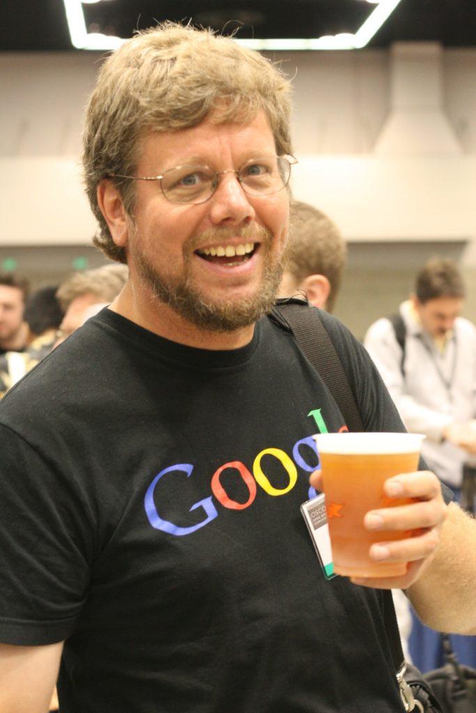 Guido van Rossum - twórca Pythona