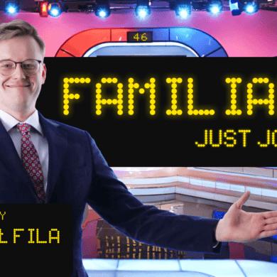 Familiada Just Join IT