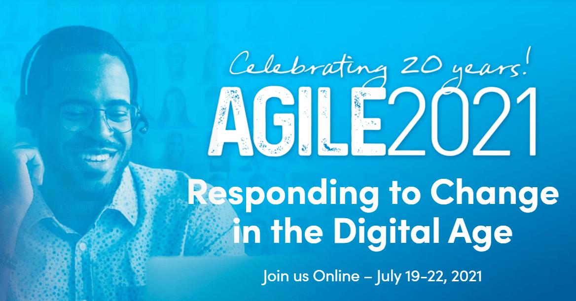 Konferencja IT - Agile2021 Conference