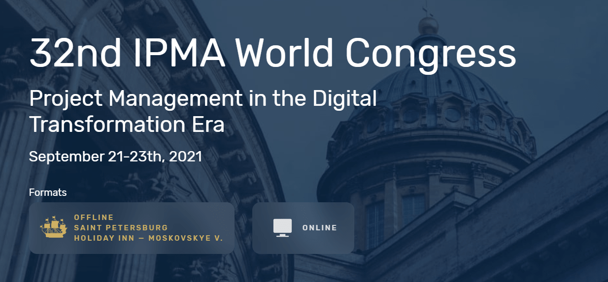Konferencje IT 2021 - 32nd IPMA World Congress