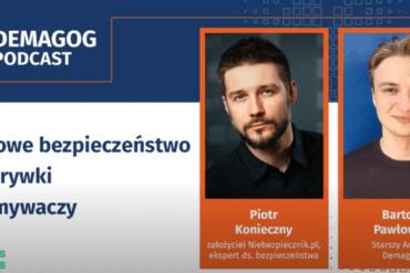 Cyfrowe bezpieczeństwo - podcast