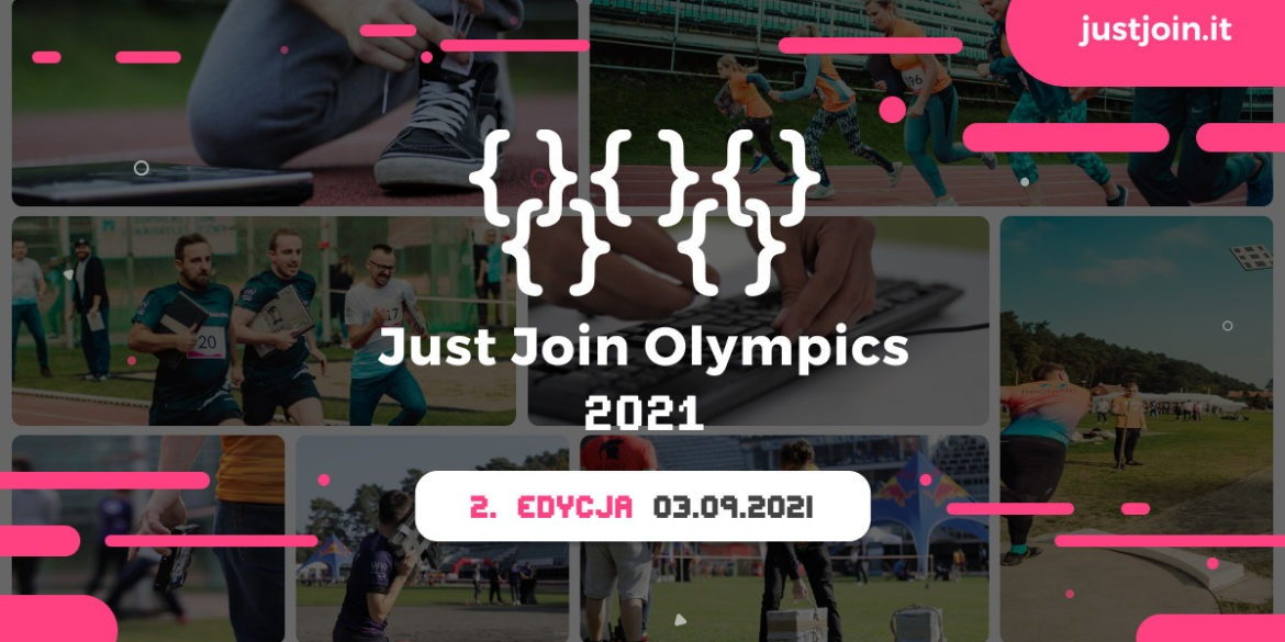 Just Join Olympics 2021
