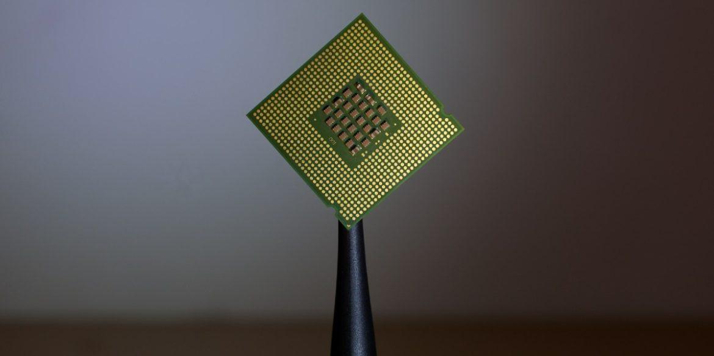 procesor z plastiku